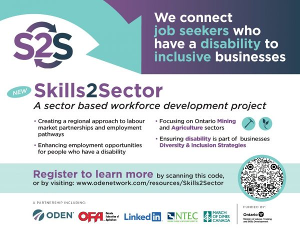 Skills 2 Sector Poster